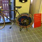 漆器の自転車!?