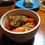 トマト料理。