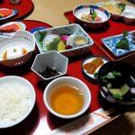 高野山で頂いた精進料理。