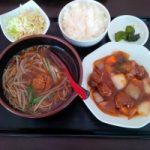 近所の台湾料理屋さん。