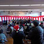 日方公民館で芸能発表会