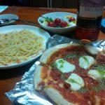 セブンのピザ。